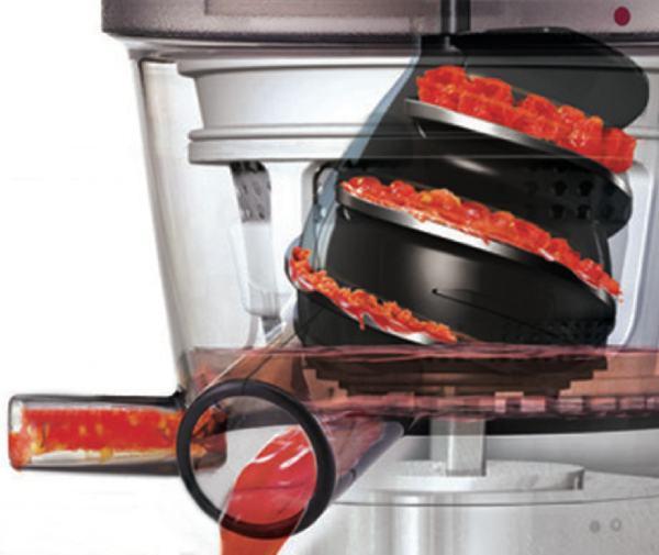 Hurom Hh Wbe11 Slow Juicer Estrattore Di Succo 2 : Estrattore di succo Hurom HU 500 Grigio vendita in sicurezza e pronta consegna