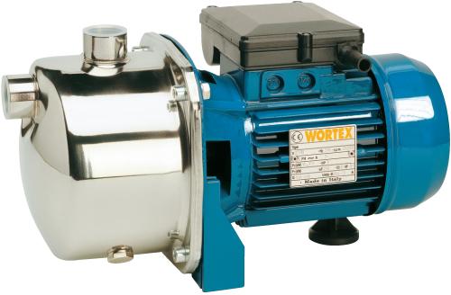 Elettropompa centrifuga wortex autoadescante multistadio for Girandole per irrigazione
