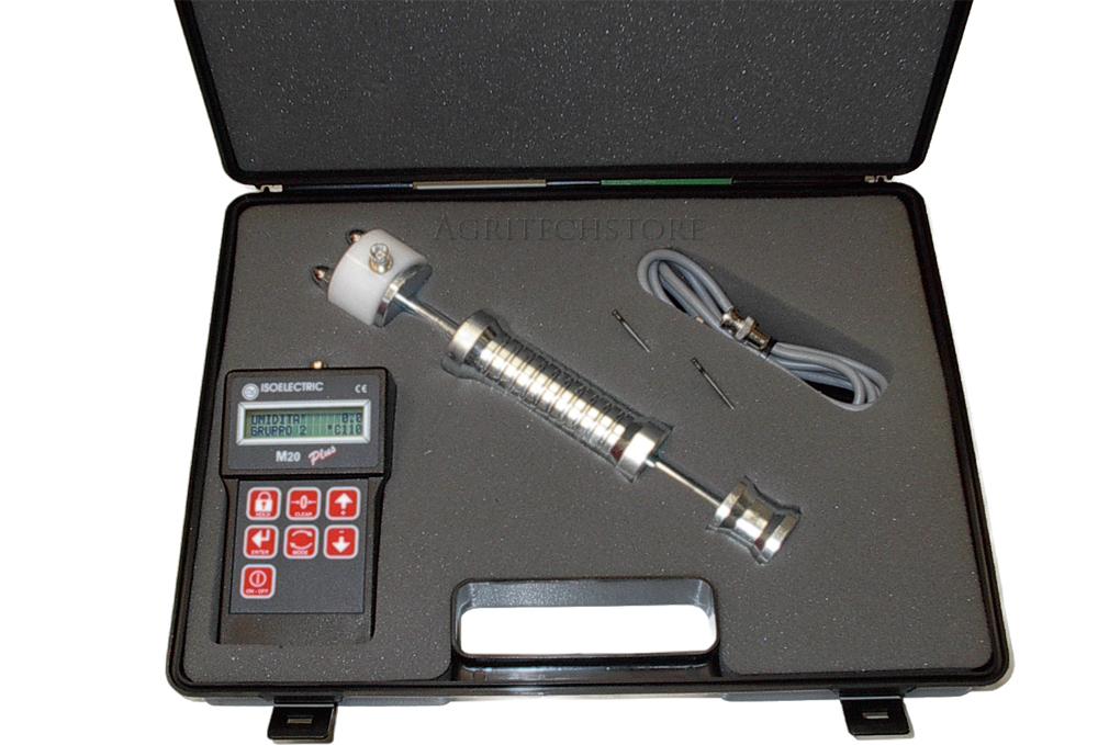 Misuratore elettronico dell' umidità del legno M20