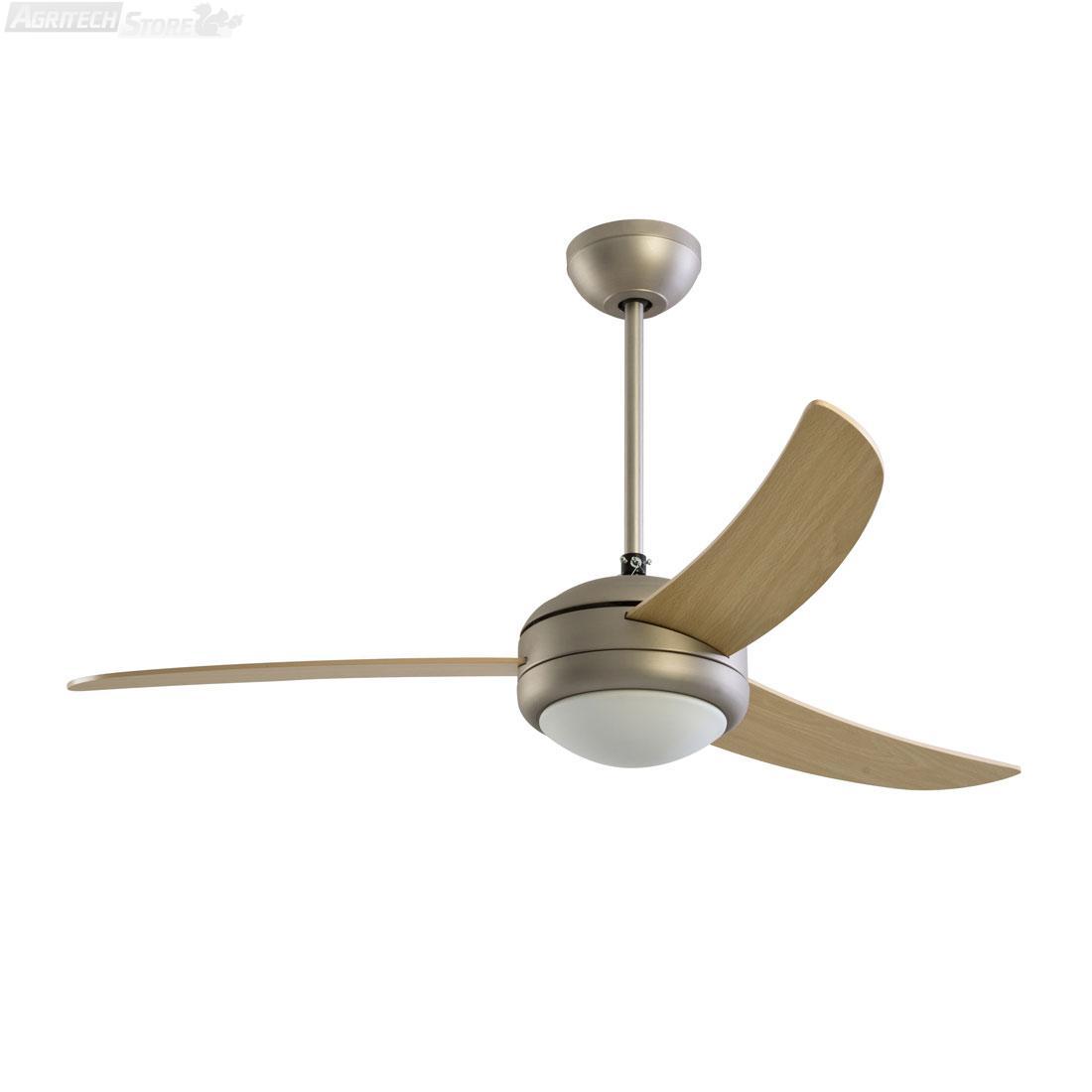 Ventilatore bimar da soffitto 130 cm vsc10 - Ventilatore da soffitto design ...