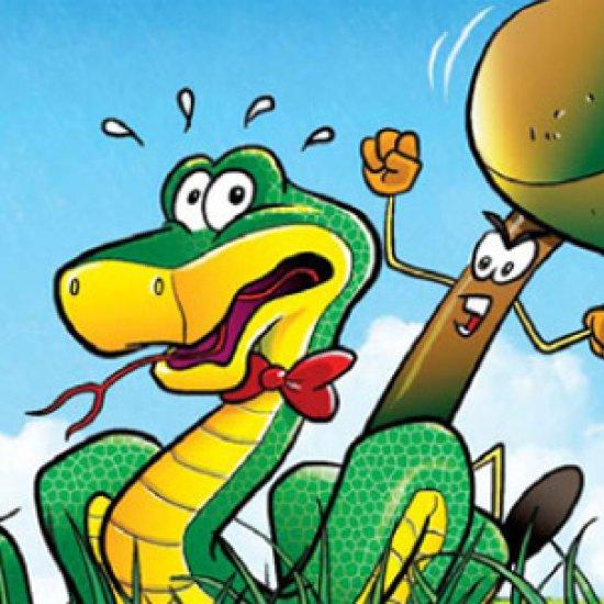 Scary Snake Dissuasore Per Serpenti 550 Gr
