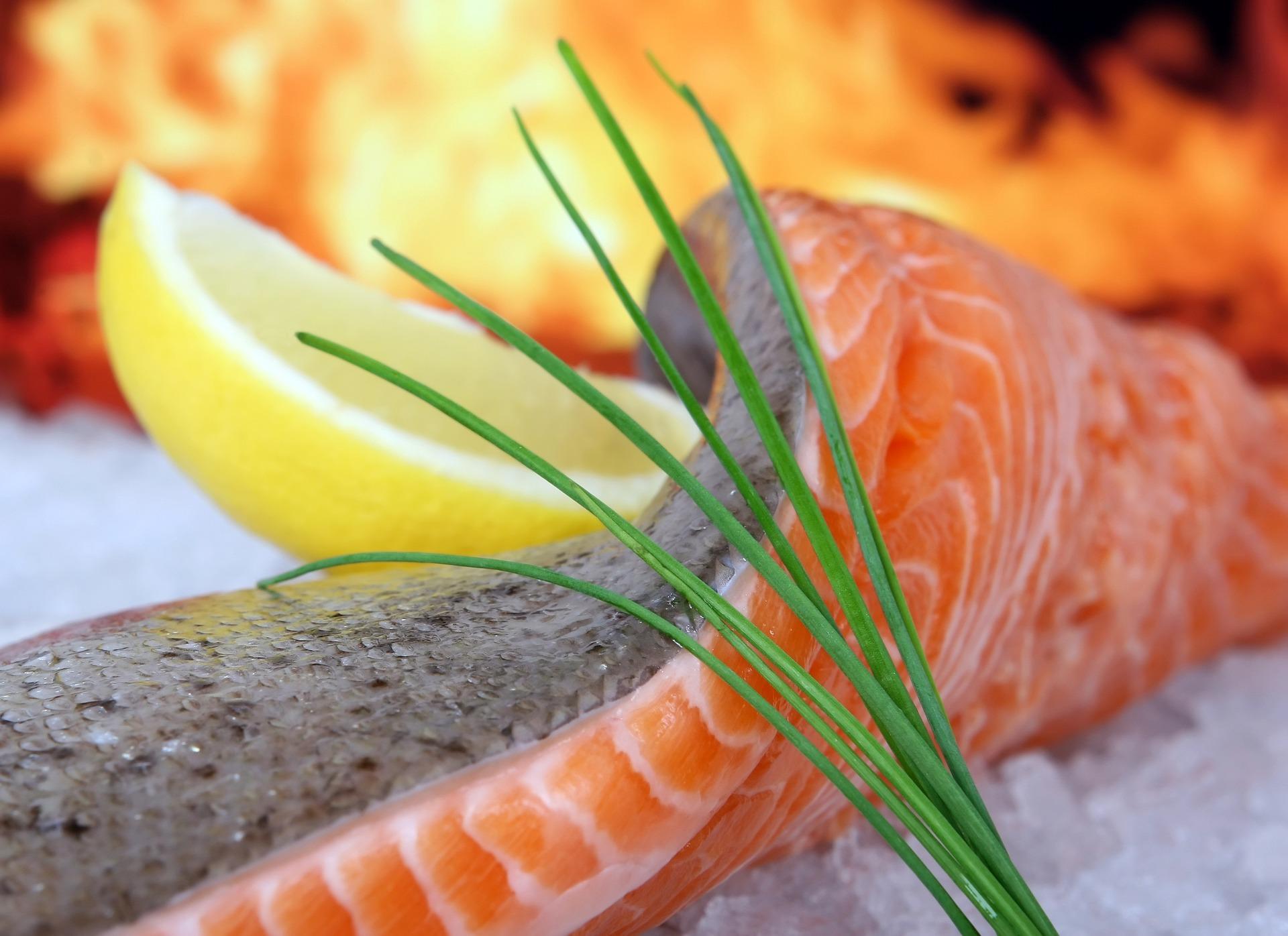 salmone affumicato con legni smoke&wood