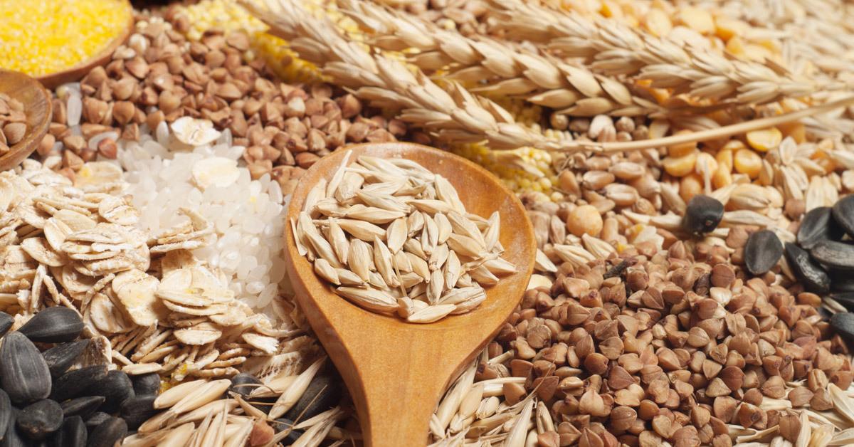 macinare cereali con mulino