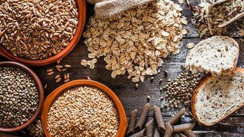 cereali misti per farina con macina