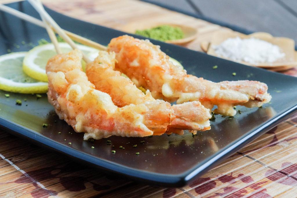 tempura gamberi