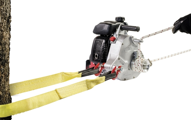 Verricello A Motore Pcw 5000 Portable Winch Ed Agritechstore