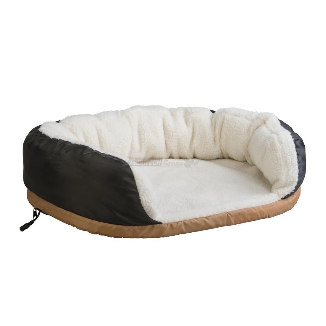 Cuccia per animali imbottita riscaldante - Tappetino riscaldante per cani ...