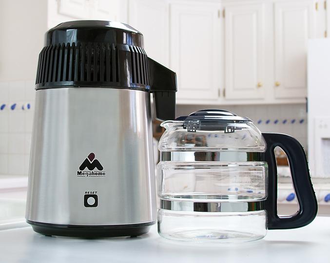 Distillatore d 39 acqua megahome spedizione immediata - Porta acqua per termosifoni ...