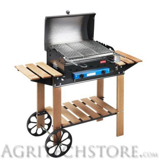 Barbecue Ferraboliroccia Legno Art052
