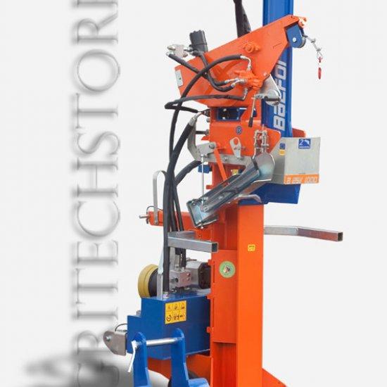 Spaccalegna Pro26big C 26 Tonnellate Con Attacco A Cardano Hp 80