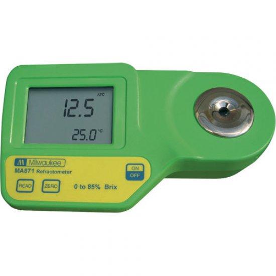 Offerte pazze Comparatore prezzi  Rifrattometro Digitale Mma 871 0 85  il miglior prezzo