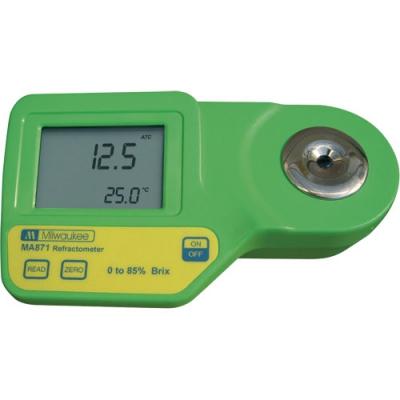 Rifrattometro digitale MMA 871 0-85%