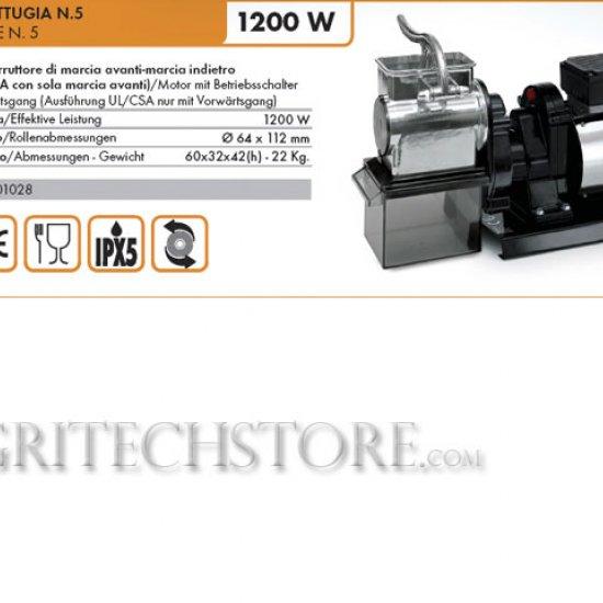 Offerte pazze Comparatore prezzi  Grattugia Elettrica Reber N°5 9010np  il miglior prezzo