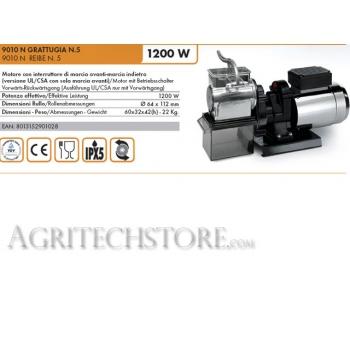 Grattugia elettrica Reber N°5 9010NP