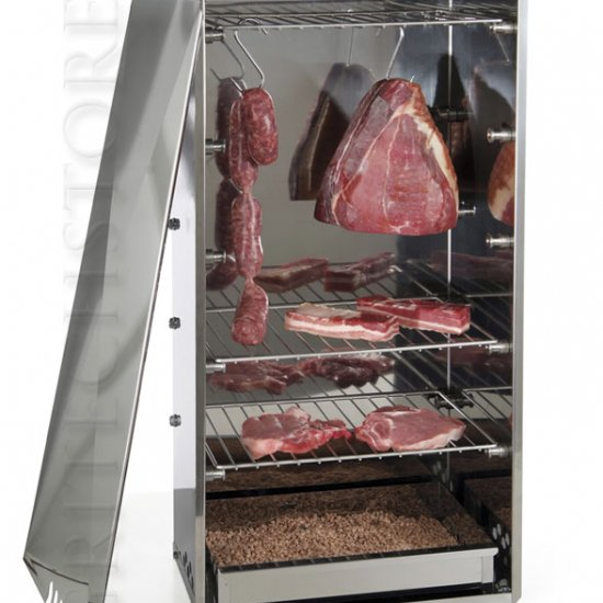 Offerte pazze Comparatore prezzi  Affumicatore Alimentare Reber 10040n 46x29x86  il miglior prezzo