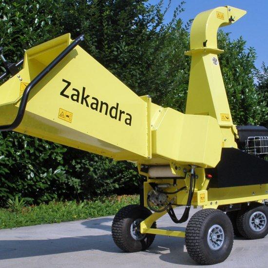 Biotrituratore Cippatore Zakandra Za350 B Briggs Stratton
