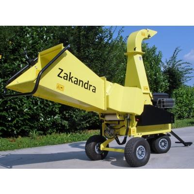 Biotrituratore Cippatore Zakandra ZA350-B Briggs & Stratton