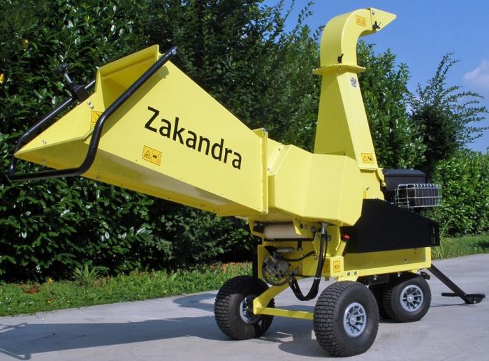 Biotrituratore Cippatore Zakandra ZA350-B