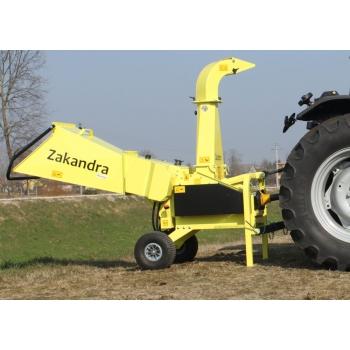 Biotrituratore Cippatore Zakandra ZA350-T Cardano