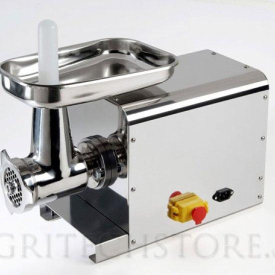 Tritacarne Reber 10028 Inox N12 1200 W Professionale