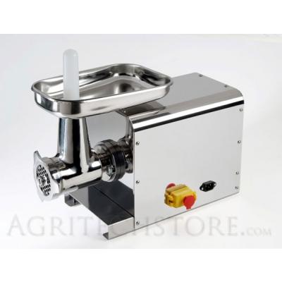 Tritacarne Reber 10028 INOX N.12 1200 W Professionale
