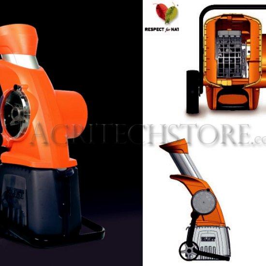 Offerte pazze Comparatore prezzi  Biotrituratore Eliet Neo3 Elettrico Trifase Kw 35  il miglior prezzo