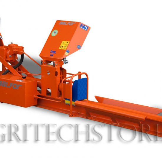 Spaccalegna Orizzontale A16 Or 650 Pi 16 Tonn