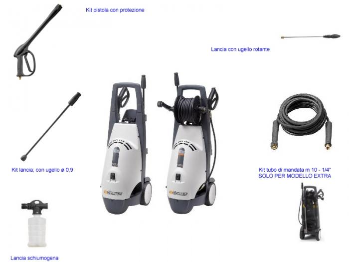 Idropulitrice KSM 1450 Extra