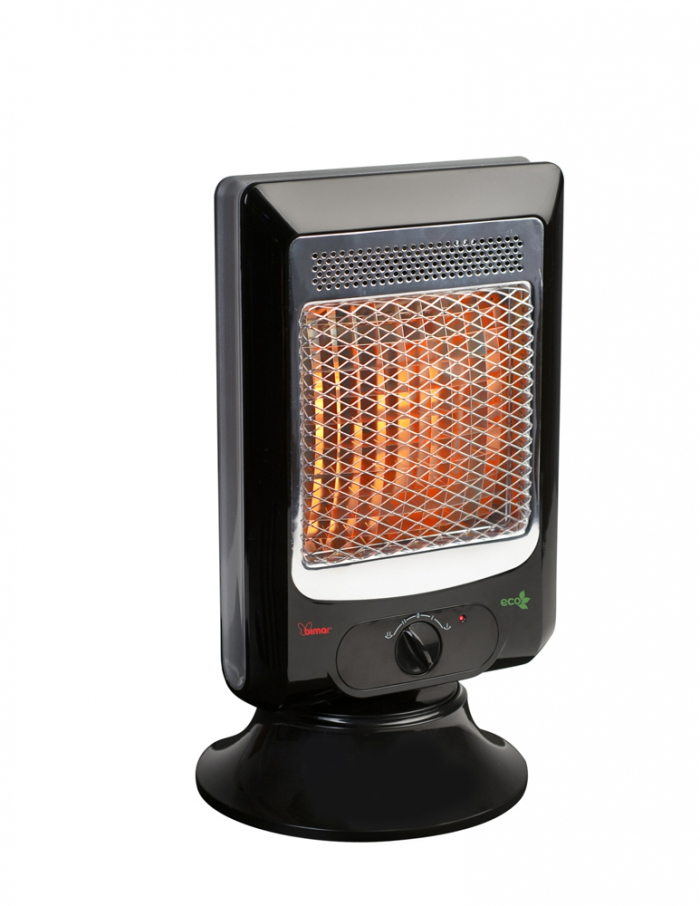 stufa radiante a risparmio energetico bimar s241