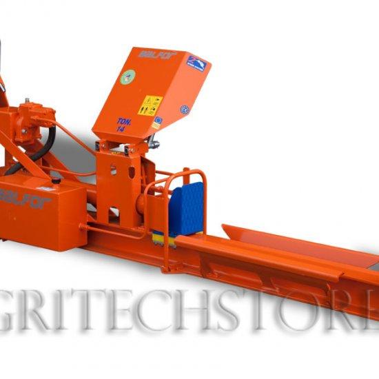 Spaccalegna Orizzontale A16 Or 1060 Pi 16 Tonn