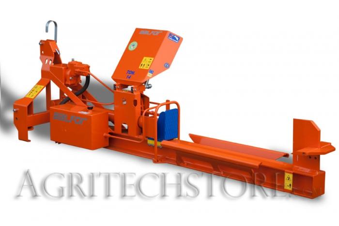 Spaccalegna Orizzontale A16 OR 1060 PI * 16 Tonn.