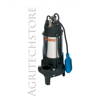 Elettropompa Professionale sommersa acque luride VORT 130-S