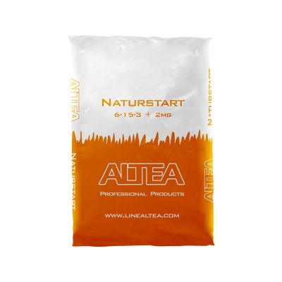 ALTEA Naturstart Concime organico sbriciolato Kg. 20