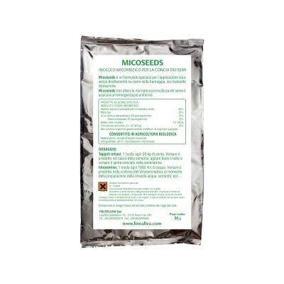 MICOSEEDS Inoculo Micorrizico per la concia dei semi