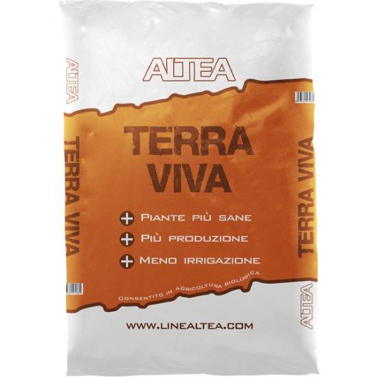 Terra Viva Sostanza Organica Funghi Micorrizici Kg 20