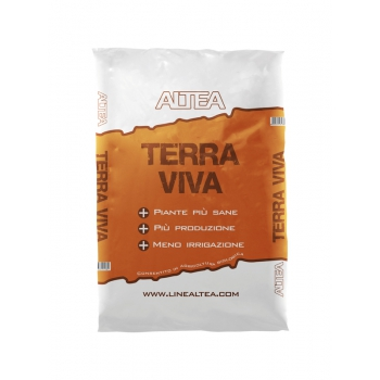 TERRA VIVA Sostanza Organica + Funghi Micorrizici Kg. 20