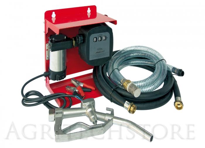 Elettropompa per Travaso Gasolio DDC PROFI 12 Volt