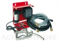 Elettropompa per Travaso Gasolio DDC PROFI 24 Volt