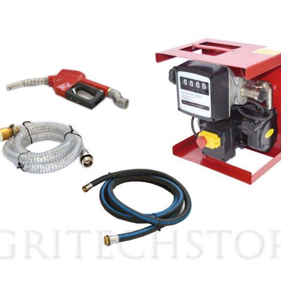 Miglior prezzo Elettropompa per Travaso Gasolio VD Kit 220 Volt -