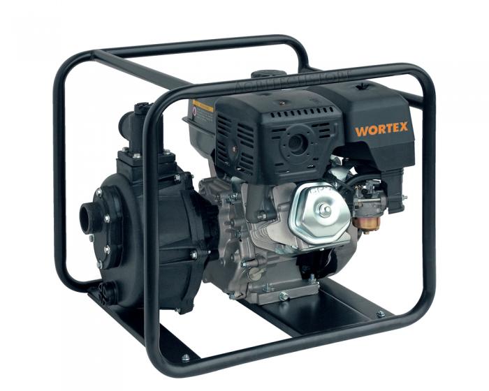 Motopompa a benzina Wortex LWP 55 Anticendio