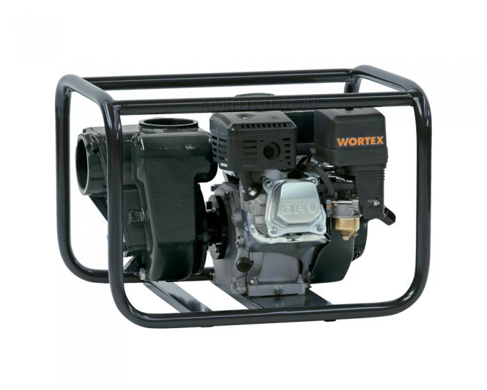 Motopompa a benzina Wortex LWG 3 HP 6.5