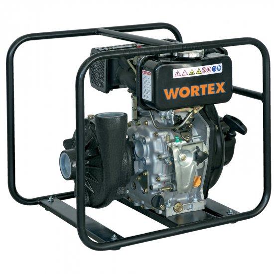 Motopompa Diesel Wortex Hwc 50 Hp 42