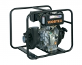 Motopompa Diesel Wortex HWC 50 HP 4,2