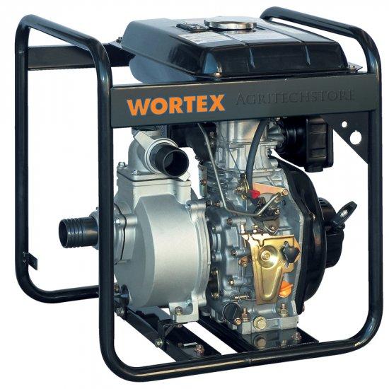 Motopompa Diesel Wortex Hw 50 Hp 42