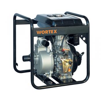 Motopompa Diesel Wortex HW 50 HP 4,2