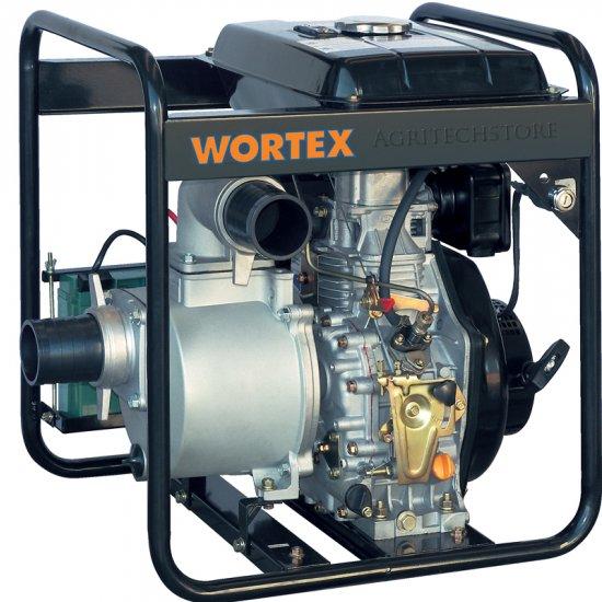 Motopompa Diesel Wortex Hw 80 Hp 60