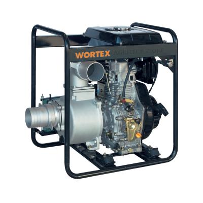 Motopompa Diesel Wortex HW 100 HP 9,6