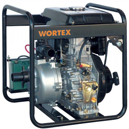 Motopompa Diesel Wortex Hwp 50 Hp 60