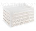Kit 5 Cestelli in Plastica CEB10