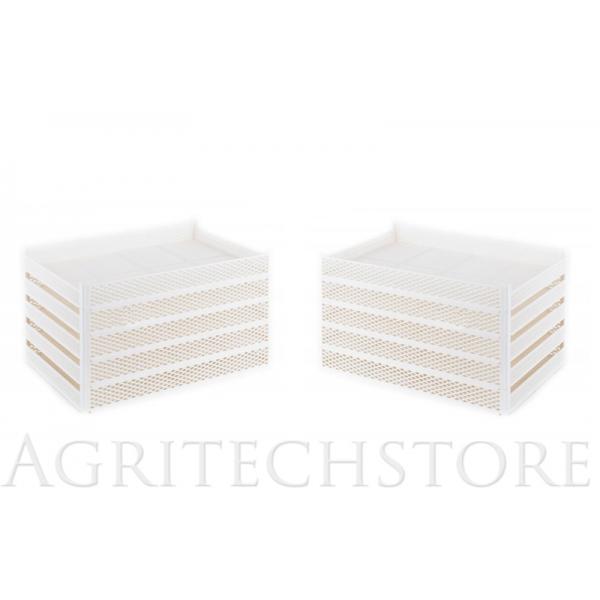 Kit 10 Cestelli in Plastica CEB10